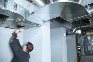 The American Society of Heating, Refrigerating, and Air Conditioning Engineers (ASHRAE) recently updated its standard, 62.1-2016, Ventilation for Acceptable Indoor Air Quality. Photo © Bigstock.com/Lopolo