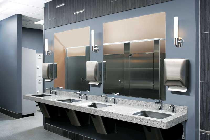 Bim Basics For Toilet Room Washroom And Locker Room