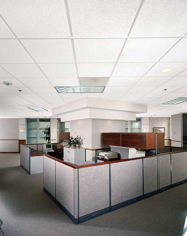 Sound practices modern office acoustics require holistic Characteristics of modern office