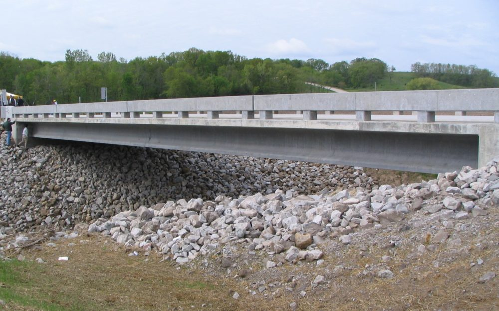 bridge and innovative concrete solutions