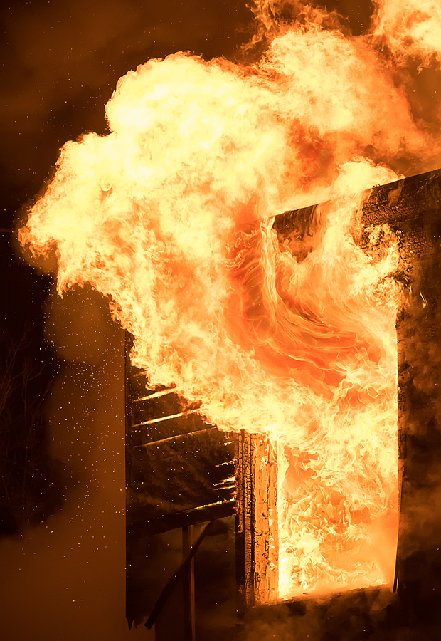 A new standard will help officials inspect developments with fire-resistive materials. © Big Stock Photo