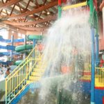 Water systems in buildings, from air-conditioning equipment to large-scale splashpads and swimming pools, can harbor dangerous bacteria. Two industry associations are partnering to explore the issue. Photo © BigStockPhoto