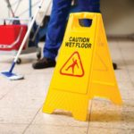 bigstock-Worker-Mopping-Floor-With-Wet--102667850