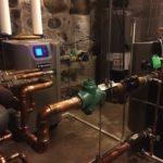 New boilers were installed in Zion Episcopal Church in Oconomowoc, Wisconsin to properly heat the facility.  Photo courtesy Zion Episcopal Church