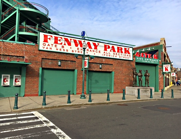 An expansion has just been added to the iconic Fenway Park, featuring sound-absorbing panels that minimize equipment noise. Photos courtesy Acoustiblok