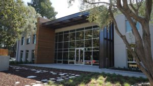 The Mathilda Project involved transforming a racquetball facility into a commercial office net-zero-energy (NZE) structure. Photos courtesy View