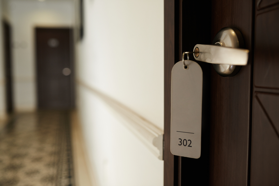 Iowa city hotel overcomes insulation challenges with for Porte bagage chambre hotel