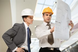 Planning and building of institutional projects has decreased this year, while commercial planning and building has increased, according to the monthly Dodge Momentum Index. Photo © BigStockPhoto