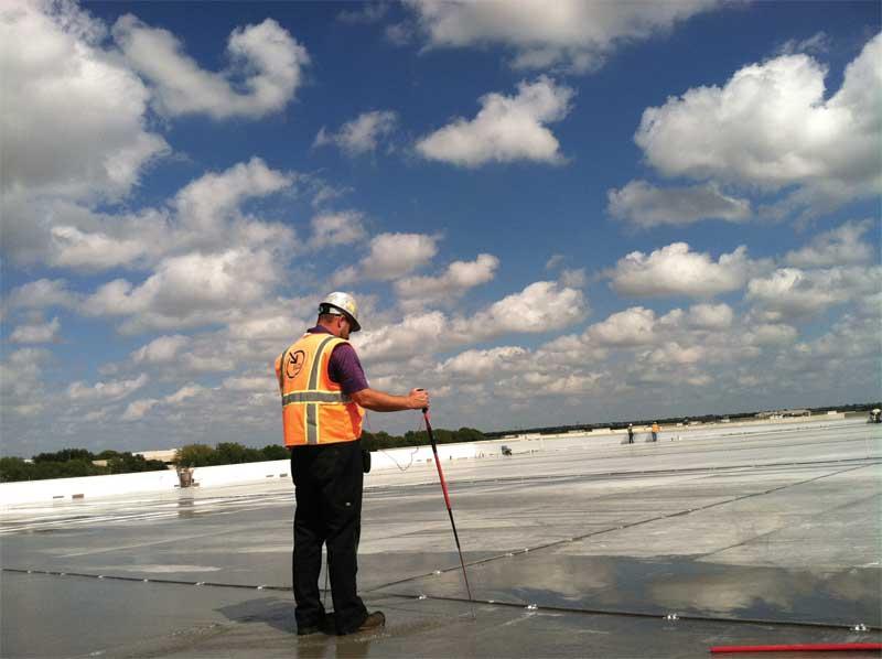 Everything Leaks Testing Roofs To Ensure Watertightness