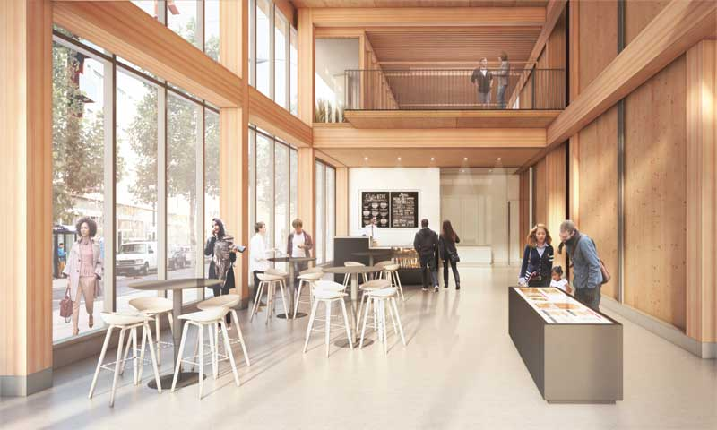 Cross Laminated Timber New Projects Show How The Material