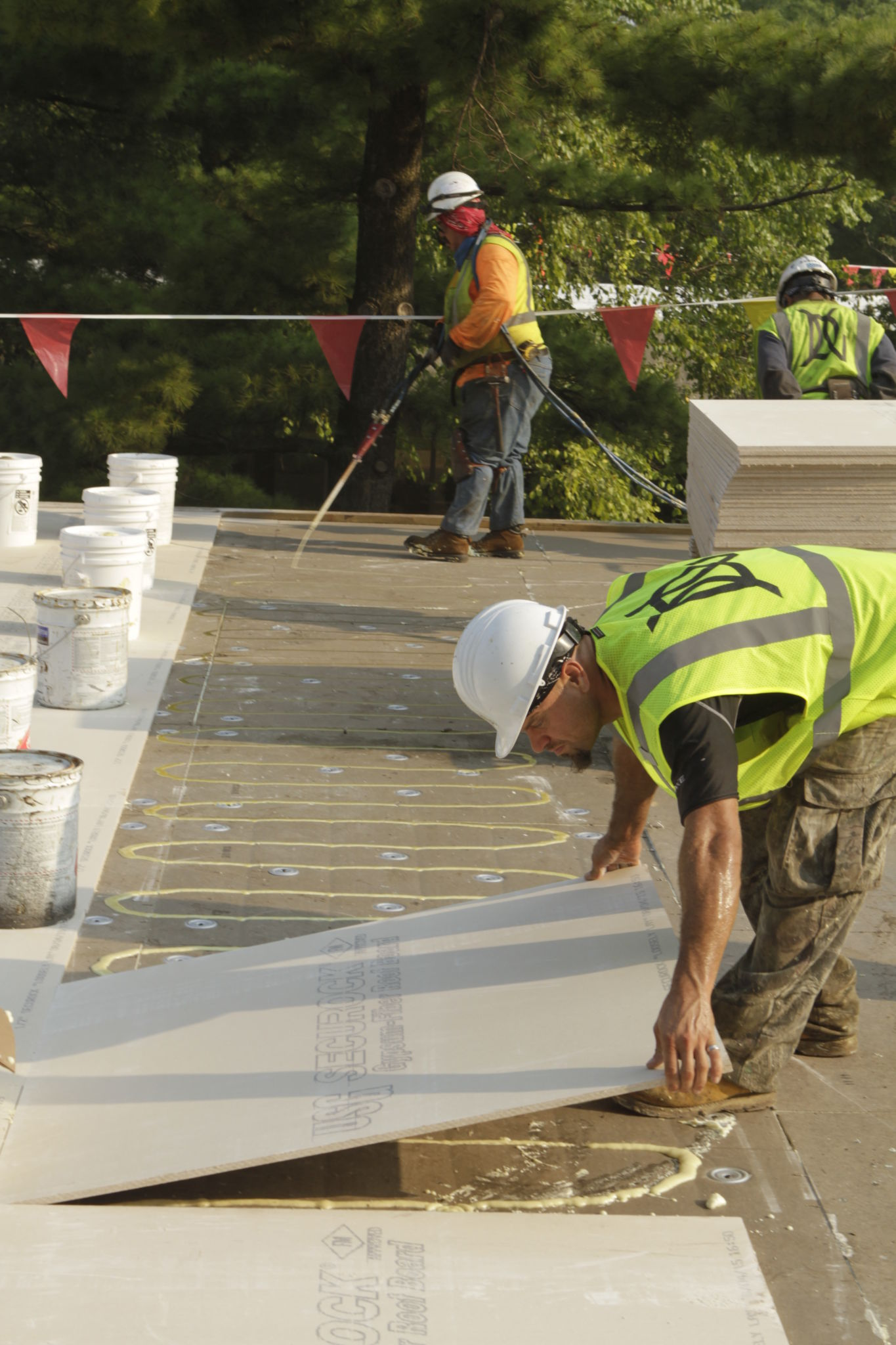 Using Cover Boards With Roofing Assemblies Construction