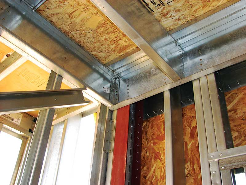 Specifying Cold Formed Steel To Meet Project Goals Page