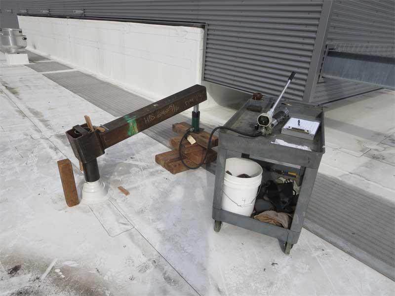 testing façade access equipment - 800×600