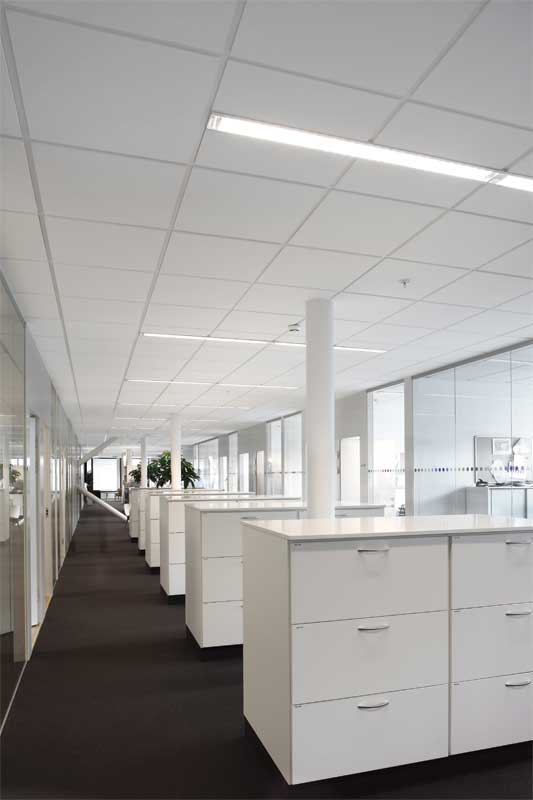 For Offices, Plenum Barriers Can Help Achieve Desired Acoustics Where There  Are Suspended Ceilings And Walls That Do Not Go U0027full Height.u0027