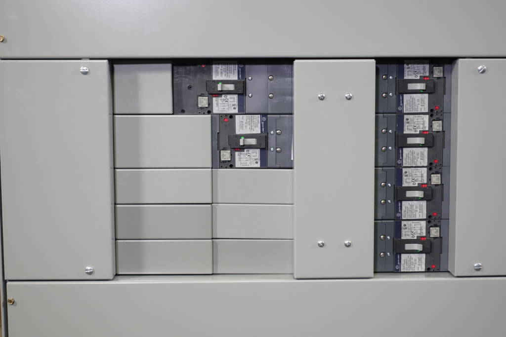 Innovative specification models for electrical power panels ...