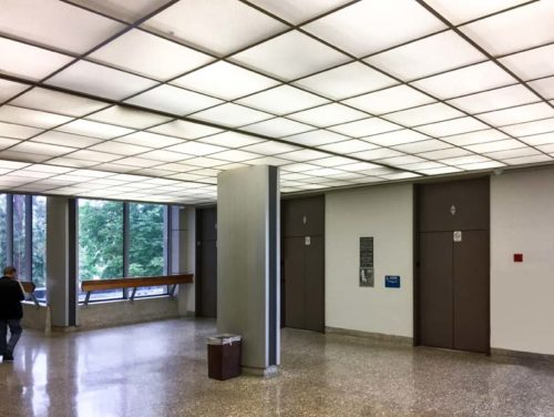Popular ProductsConstruction costs and maintenance requirements with luminous ceilings