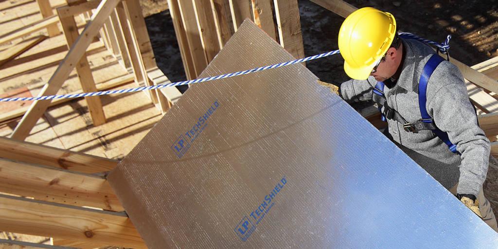 Radiant Barrier Osb Sheathing Construction Specifier