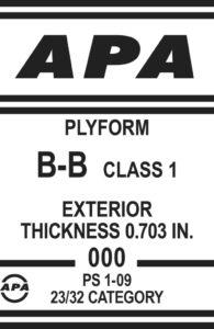 APA Trademark plyfrmB BC1XTPS123 32