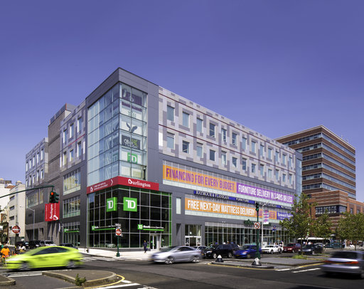 IMPs cut construction costs of a Harlem retail building