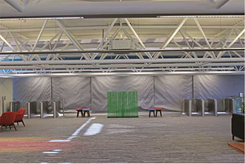 Standards And Applications For Smoke And Fire Protective Curtains