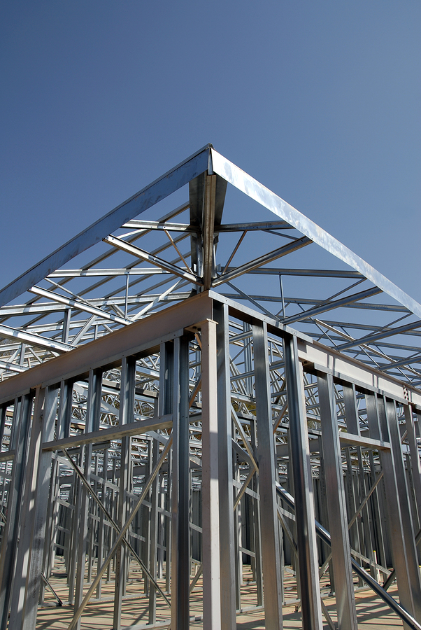 Rewriting The Rules On Cold Formed Steel Construction