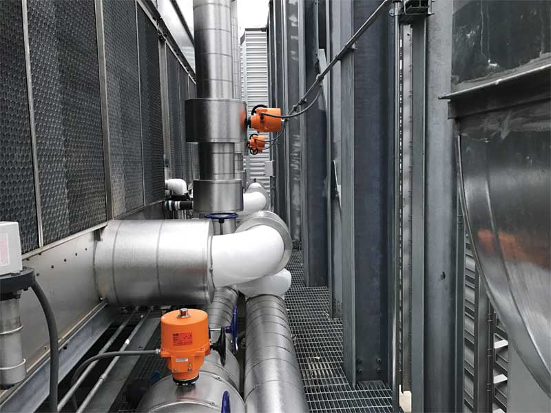 Important parameters for effective insulation of HVAC