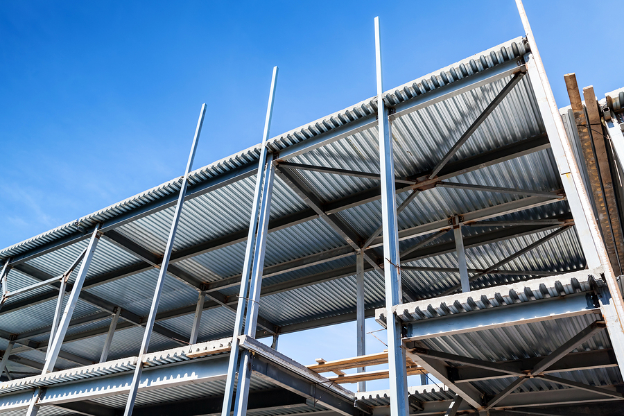Refining Industry Standards On Steel Deck Construction
