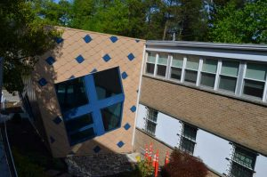 John J. Di Benedetto Associates Architects designed the preschool with its students in mind.