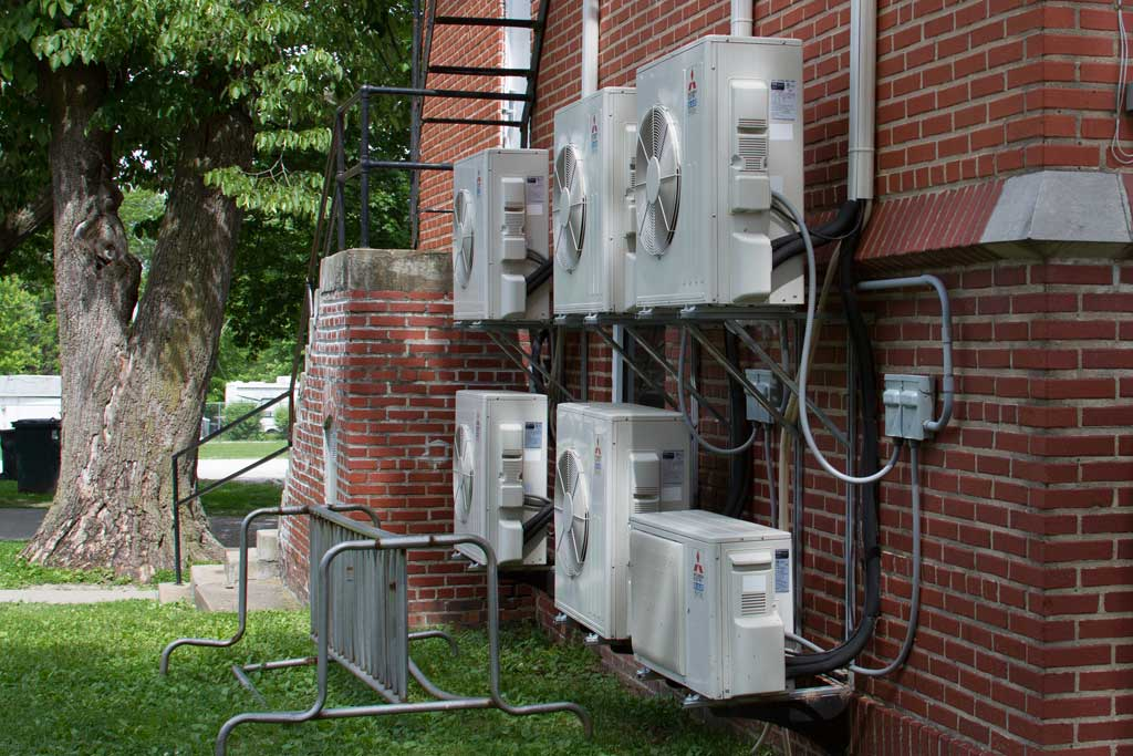 Cooling Down A Century Old Missouri School With Electric