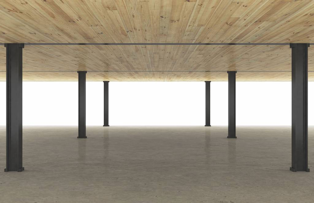Timber-concrete composite floor systems for tall buildings ...