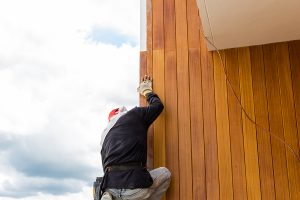 Fiber cement has become a popular choice for siding, largely due to its aesthetic and performance advantages. Photo by BigStockPhoto.com