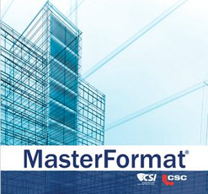 MasterFormat 2018 will be available June 30. Image courtesy CSI
