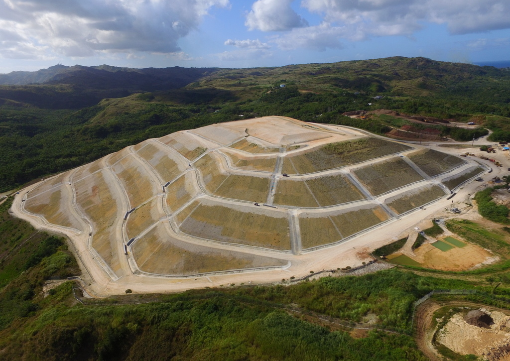 Brown and Caldwell will provide operations and maintenance services for the post-closure care of Ordot Closure Facility in Guam.<br>Photo courtesy GBB and GHD