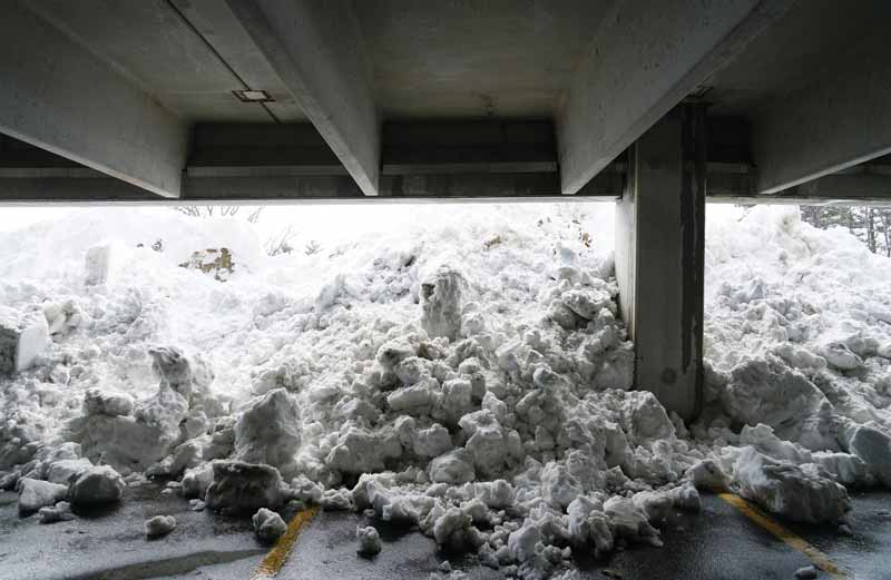 Parking garages in regions experiencing harsh winters face accelerated corrosion attack due to the heavy use of deicing salts. Photo © BigStockPhoto.com