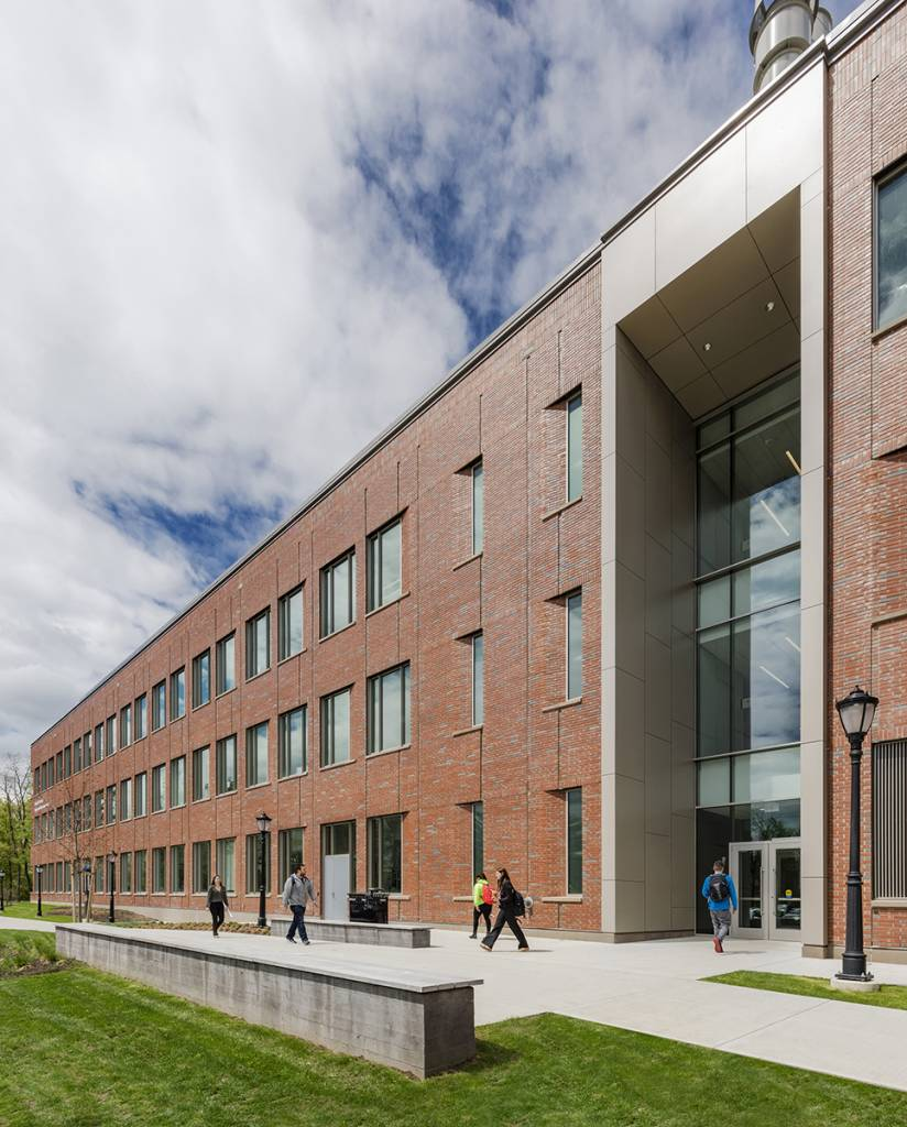 Dr. Nettie Stevens Science Center in Massachusetts won Best in Class in the higher education category.