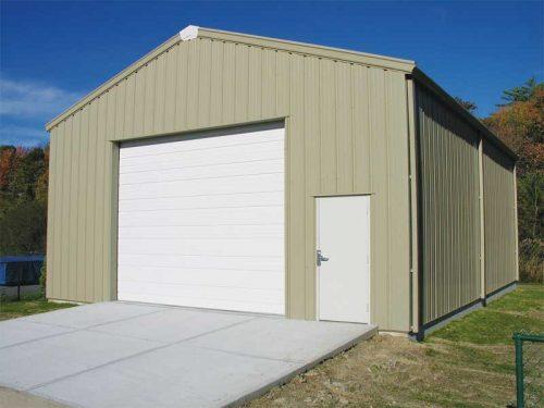 Bigstock Steel Building Garage 240515 Construction Specifier