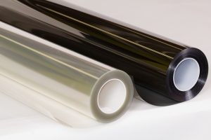 Safety and security window films are a polyester-based products composed of multiple layers of films laminated together for strength and durability.
