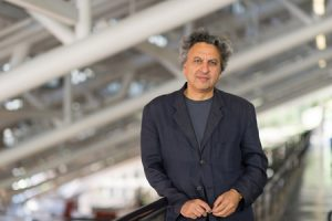 Mohsen Mostafavi, dean of the Harvard Graduate School of Design (GSD), will step down from the position at the end of the 2018-'19 academic year. Photo courtesy Harvard University
