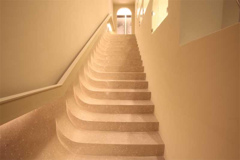 Decorative Flooring Aesthetics And Durability Construction