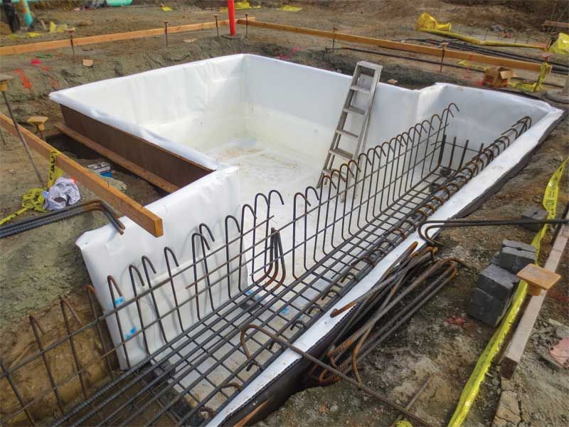 Waterproofing elevator pits 101 - Construction Specifier