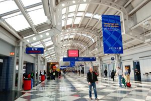Five teams shortlisted to design the O'Hare 21 Terminal Expansion Project in Chicago. Photo © www.bigstockphoto.com