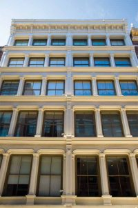 Restoring historic buildings like 77 Mercer Street in New York City is a time-consuming and intricate process requiring long-lasting and low-maintenance coating systems to help extend the life of the building for decades.