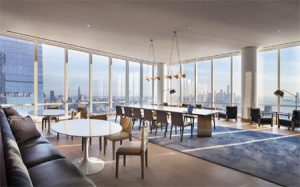 Fifteen Hudson Yards in New York has revealed its 3716 m2 (40,000 sf) of lifestyle and wellness amenities. Photo courtesy Scott Frances for Related-Oxford