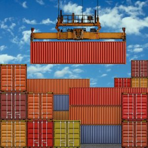 The International Code Council (ICC) has ratified a change to the 2021 International Building Code (IBC) to allow the use of shipping containers in commercial construction. Photo © www.bigstockphoto.com