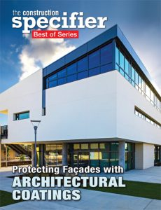 The magazine's series of sponsored e-books continues with a focus on architectural coatings.