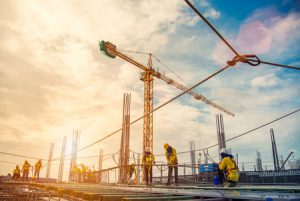 Marcum LLP's annual analysis of industry job trends for 2018 shows construction was a bright spot in the national labor market. Photo © www.bigstockphoto.com