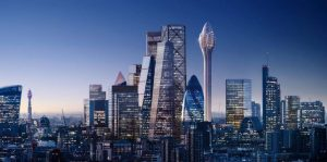 The City of London has approved the plans for the new Tulip tower, which could be the tallest in London, and second tallest building in Western Europe. Image © DBOX for Foster + Partners