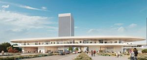 Architect Peter Zumthor's new plans reveal the Los Angeles County Museum of Art's (LACMA's) new building will be smaller than initially proposed. Image courtesy Atelier Peter Zumthor/The Boundary