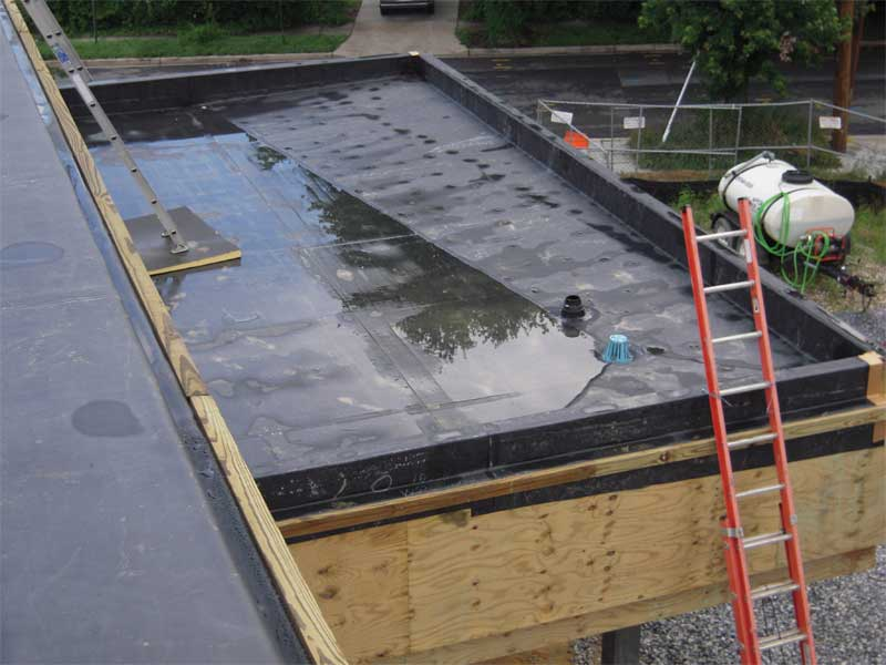 Better Drainage Better Low Slope Commercial Roof Systems