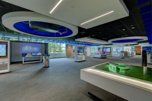 The Florida headquarters of Carrier has achieved Leadership in Energy and Environmental Design (LEED) Platinum v4 certification. Photo courtesy Carrier via Twitter